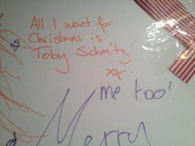 Christmas, Toby Schmitz, theatre