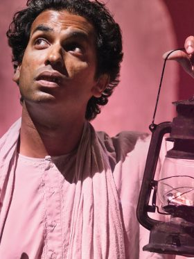 Jacob Rajan. Image: Robert Catto